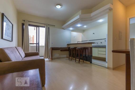 Apartamento Para Aluguel - Cambuí, 1 Quarto, 50 - 893002552