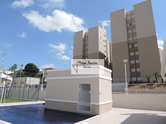 Apartamento Com 3 Dormitórios À Venda, 72 M² Por R$ 419.000 - Residencial Felicitá - Louveira/sp - Ap0538