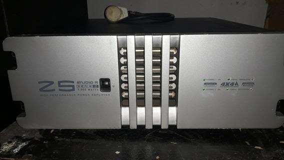 Amplificador Studio R Z5 Usado (não X5)