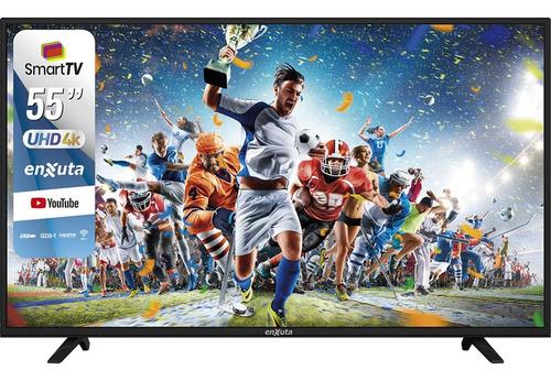 Smart Tv 55 Ultra Hd 4k  Enxuta Ledenx1255sdf4kl