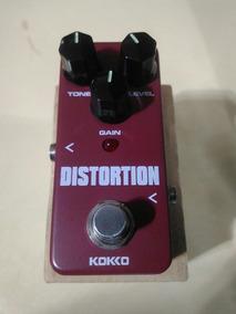 Pedal Distortion Kokko
