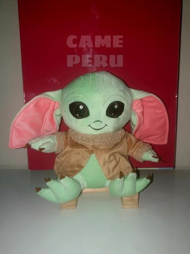 Peluche Baby Yoda Hipoalergenico