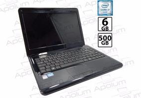 Notebook Positivo Sim 500gb - Core I7 - 6gb Ram