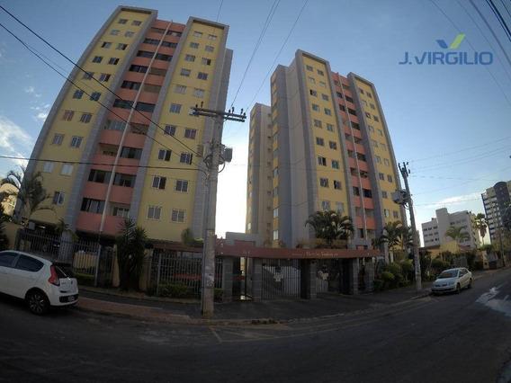 Apartamento Residencial À Venda, Jardim América, Goiânia. - Ap0453