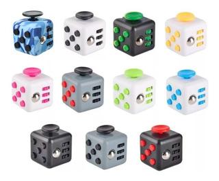 Fidget Cube Cubo Antiestres Ansiedad Colores