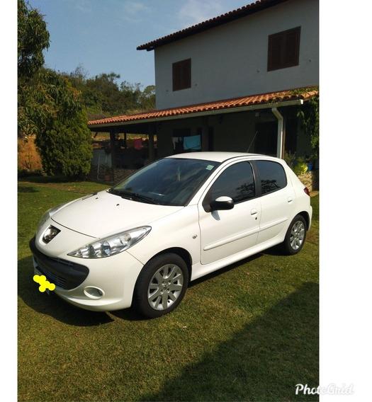 Peugeot 207 1.6 16v Xs Flex Aut. 5p 2011