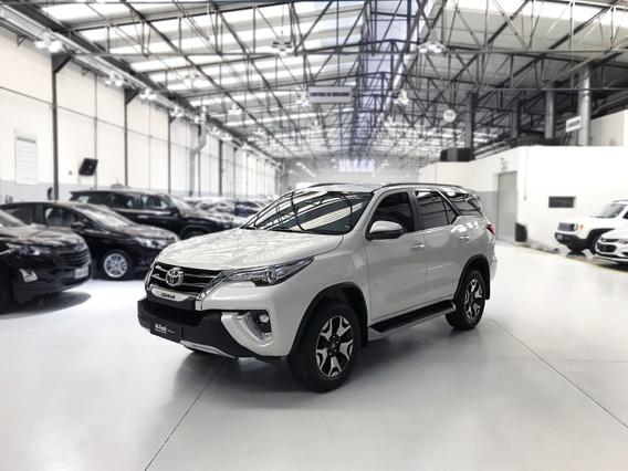 Toyota Hilux Sw4 Srx Diamond - Blindado 2019