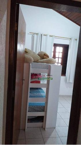 Imagem 1 de 20 de Casa Com 3 Dormitórios À Venda, 149 M² Por R$ 519.400 - Vila Mazza - Suzano/sp - Ca6557