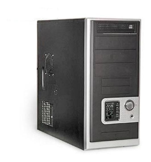 Pc Intel Core2quad (4gb - Ssd 120+hdd 500 - Geforce - Lcd)