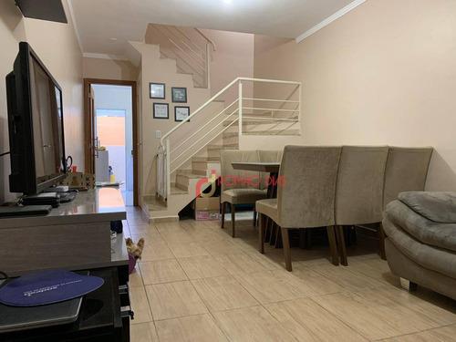 Sobrado Com 2 Dormitórios Para Alugar, 65 M² Por R$ 1.800,00/mês - Pirituba - São Paulo/sp - So0330