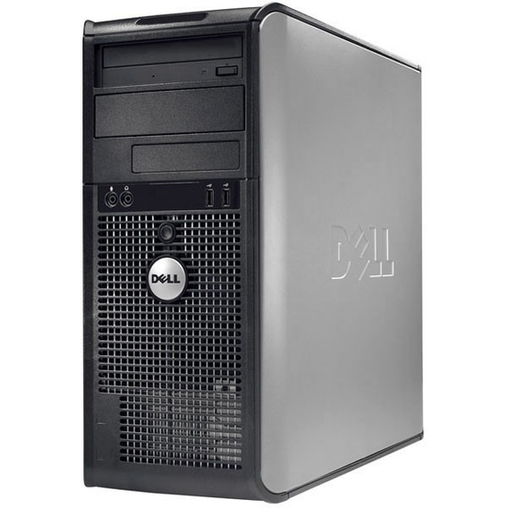 2 Cpu Dell Torre/ Desktop 780 4gb Ddr3 Hd 500