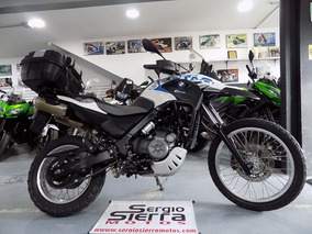 Bmw G650gs Sertao Blanco 2013