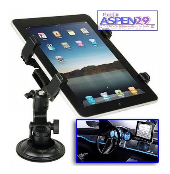 Suporte De Carro Veicular iPad 2 Xoom Galaxy Tab Tablet Gps