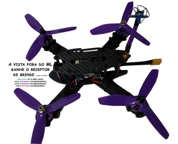 Drone Racer Fpv Twe 210mm
