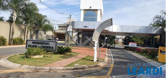 Terreno Em Condomínio - Condomínio Residencial Flor Da Serra - 603509