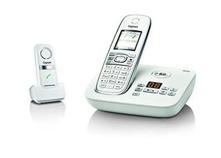 Gigaset C610a-l410 Teléfono Inalámbrico Y Manos Libres Video