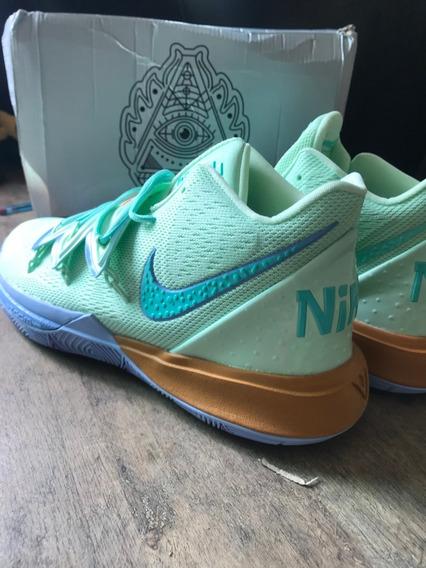 Tênis Nike Kyrie 5 Lula Molusco Pronta Entrega