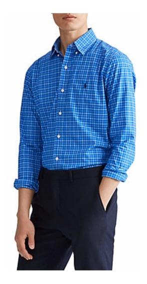 Camisa Polo Ralph Lauren Classic Navy Mediana