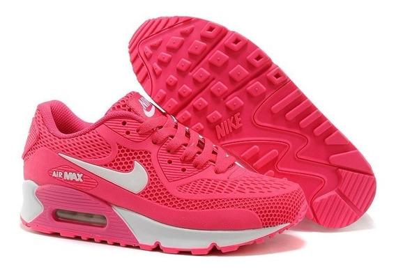 Zapatos Deportivos Damas Nike Air Max 90 Talla 37