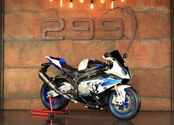 Bmw S 1000rr - 2011/2011 Com Kit De Carenagem Hp4