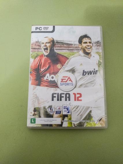 Fifa 2012 Pc - Original - Usado