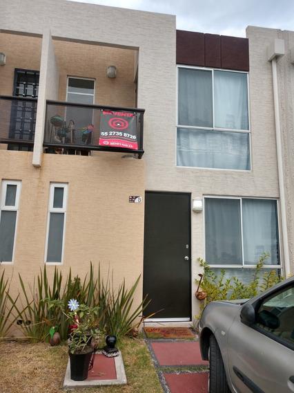 Re Estrena Casa En Americas Iv Ecatepec