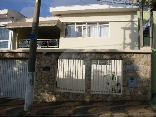 Casa À Venda Em Vila Marieta - Ca216076