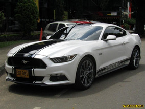 Ford Mustang Mustang Gt 5000 Cc