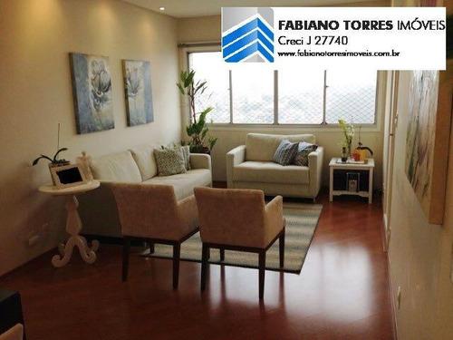 Apartamento Para Venda Em São Bernardo Do Campo, Nova Petrópolis, 3 Dormitórios, 1 Suíte, 1 Banheiro, 1 Vaga - 1565_2-623087