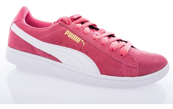 Tenis Puma Vikky Rapture Rose Casuales Deportivos Comodos