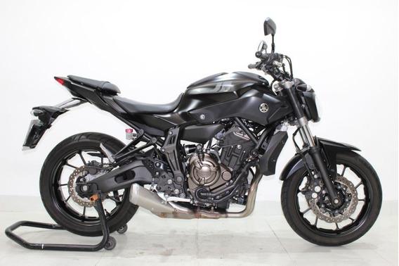 Yamaha Mt 07 Abs 2018 Preta