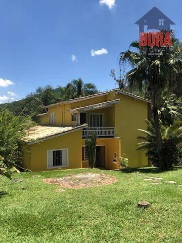 Chácara Com 4 Dormitórios À Venda, 3200 M² Por R$ 650.000,00 - Cacéia - Mairiporã/sp - Ch0182