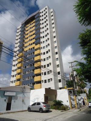 Apartamento Com 2 Dormitórios Para Alugar, 60 M² Por R$ 1.500/mês - Aldeota - Fortaleza/ce - Ap3759