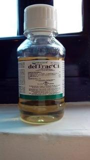Deltrac Ce 70ml (concentrado) Mata Cucarachas Y Chiripas