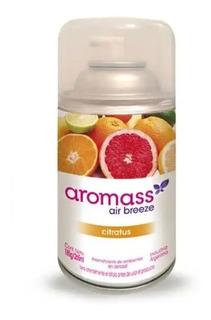 Fragancias Aromass Repuesto Aerosol - Pack X 6 Unid