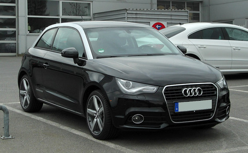 Sucata Peças Audi A1- Capo Air Bag Porta Farol Cambio Abs