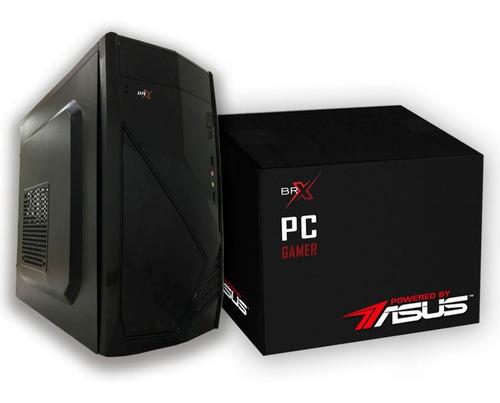 Computador Brx Gamer Core I3 9100f 8gb Ssd 240gb Win 10 Pro