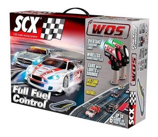 Scalextric Full Fuel Control Pista De Carrera