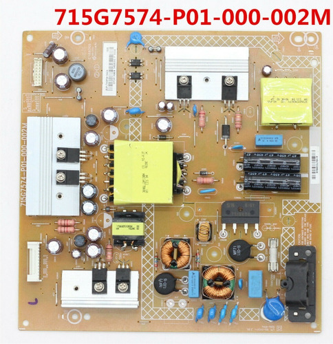 Placa Fuente Philips 43pfg5102 Cod. 715g7574-p01-w08-002m So