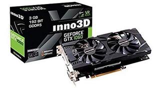 Tarjeta Gráfica Gtx 1060 6gb Twin X2 Inno3d Geforce