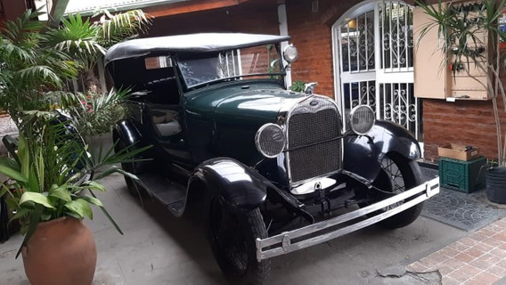 Ford A 1929 Excelente Estado