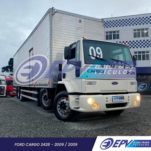 Imagem 1 de 10 de Ford Cargo 2428 Bitruck
