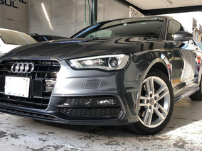 Audi A3 1.8 Turbo S Line At 2014 Hatchback Impecable