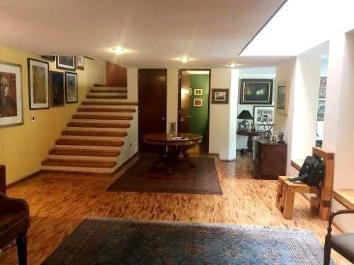 Magnífica Residencia En Venta, Chimalistac