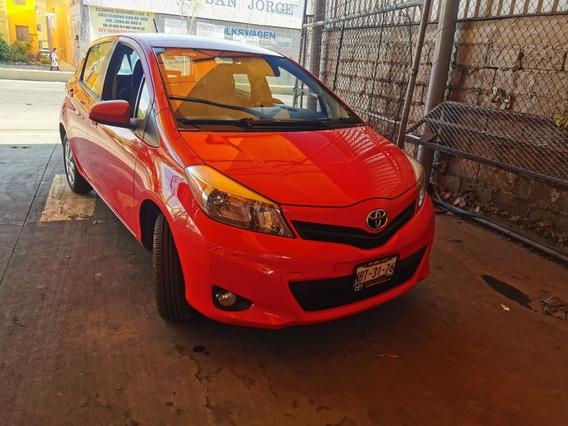Toyota Yaris 1.5 Hb Premium Aa Ee At 2013