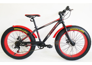 Bicicleta Sbk Rodado 24 Fat Varon Envios Gratis!!!