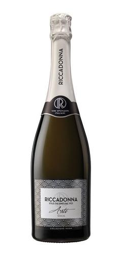 Imagen 1 de 1 de Champagne Ricadonna Asti 750ml 100% Original