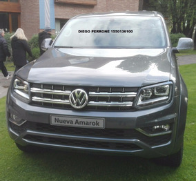 Okm Volkswagen Amarok 4x4 Highline Manual Tasa 0% Alra Vw