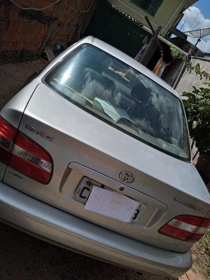 Toyota Corolla Ano 99 Xei