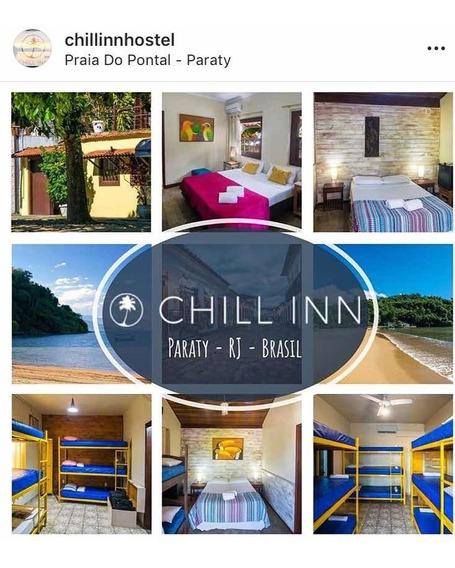 Chill Inn Hostel & Posada En Paraty, Brasil.